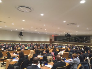 URG Event at UNHQ, 22 April 2015