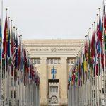 UNOG flags return after renovation