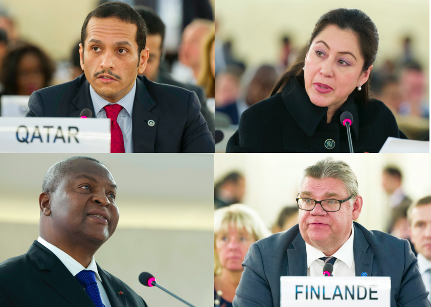 Report on the 36th Session of the Human Rights Council - Universal