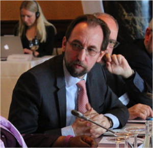 Click here for full statement of UN High Commissioner for Human Rights, Zeid Ra'ad Al Hussein