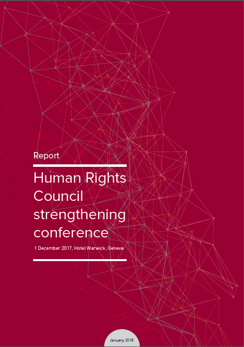 Human Rights Council strengthening conference