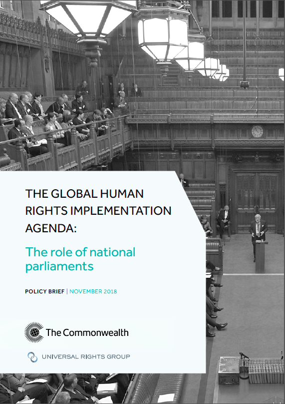 The global human rights implementation agenda: the role of national parliaments