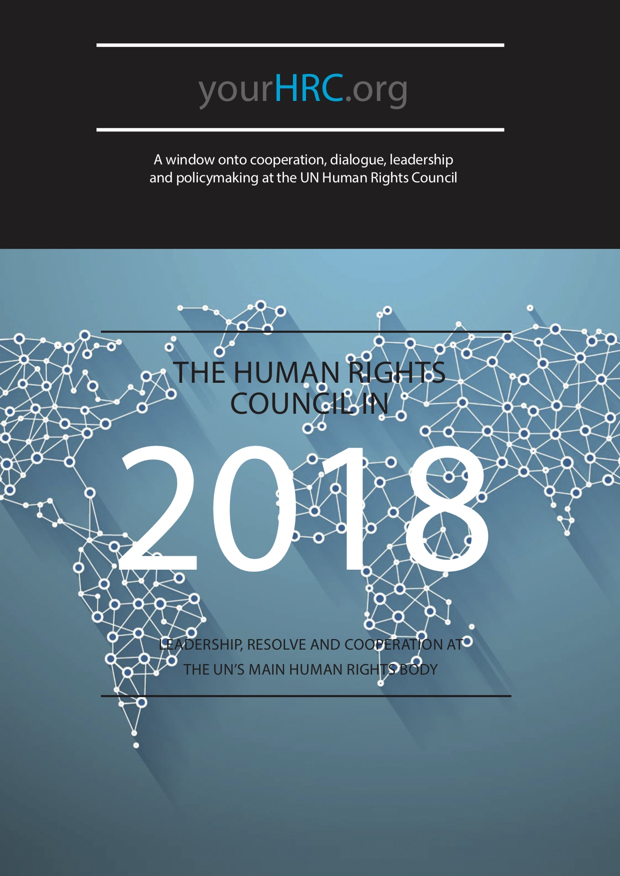 The Human Rights Council in 2018