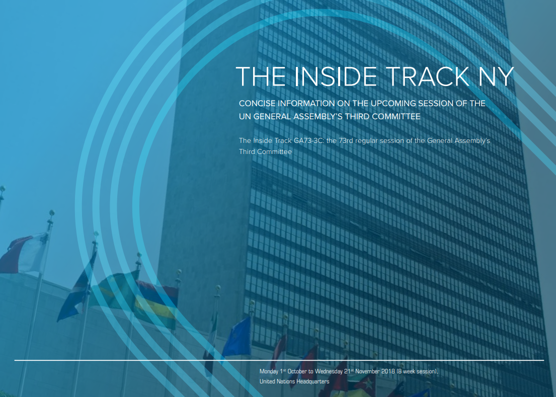 The Inside Track New York: GA73 & 3C