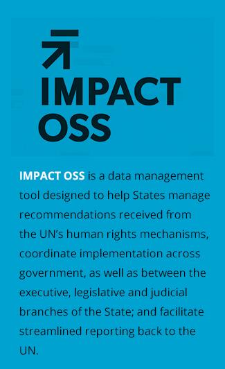 OSS impact