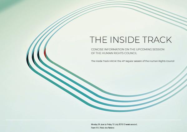 Inside Track: HRC41