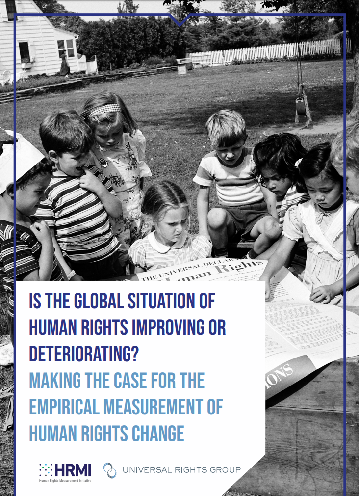 Is the global situation of human rights improving or deteriorating? Making the case for the empirical measurement of human rights change