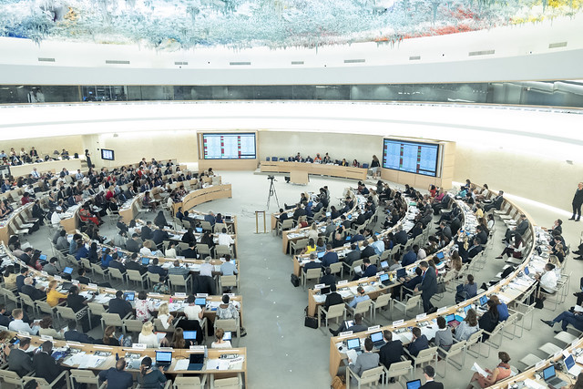 41st Session of the Human Rights Council.