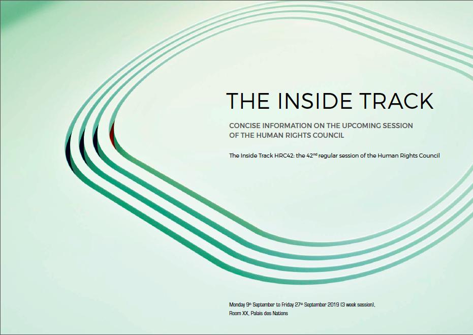 Inside Track: HRC42