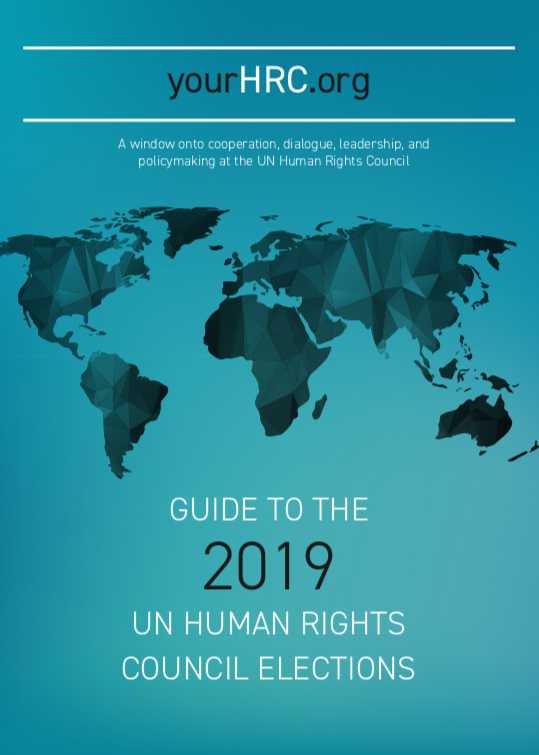 Guide to the Human Rights Council 2019 Elections