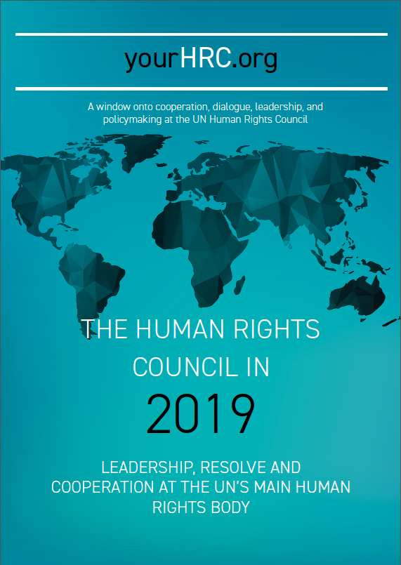 The Human Rights Council in 2019