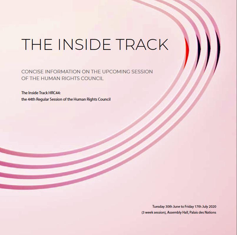 Inside Track: HRC44