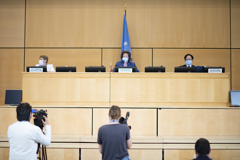 Report on the 44th session of the Human Rights Council   Universal Rights  Group
