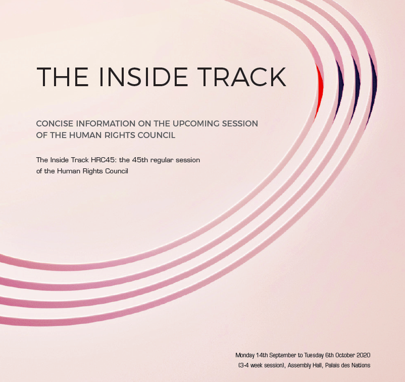 Inside Track: HRC45