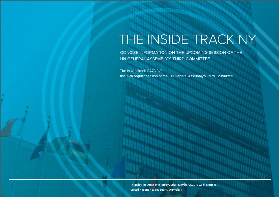 The Inside Track New York: UNGA75 – 3C