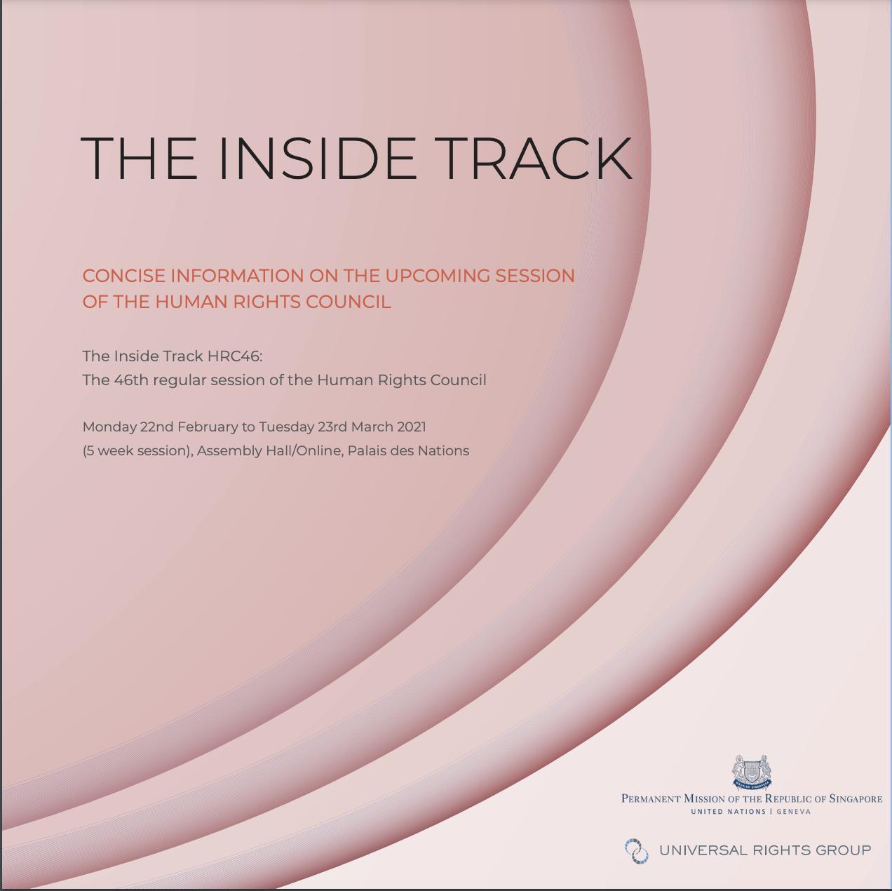 Inside Track: HRC46