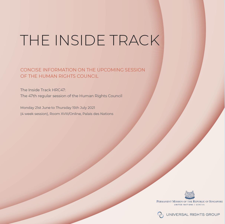 Inside Track: HRC47