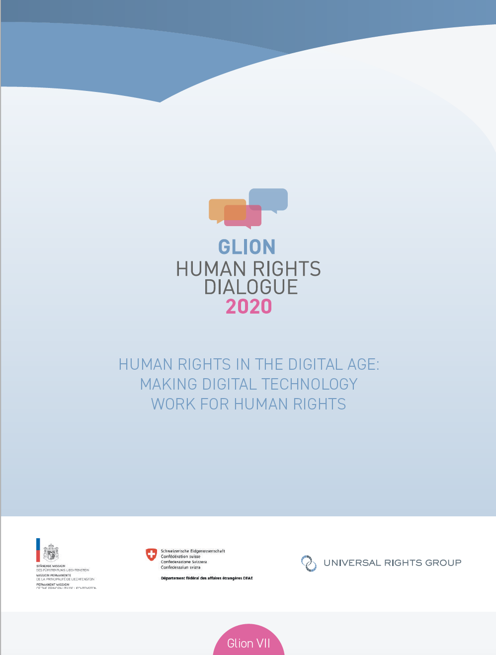 Human rights in the digital age: Making digital technology work for human rights