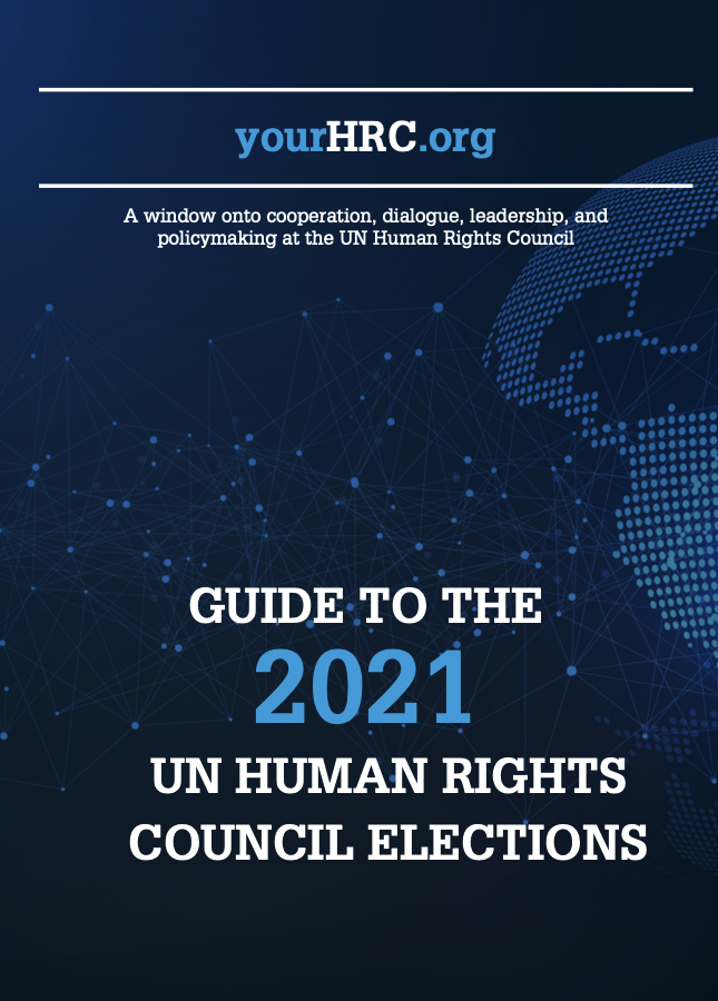 Guide to the 2021 Human Rights Council Elections
